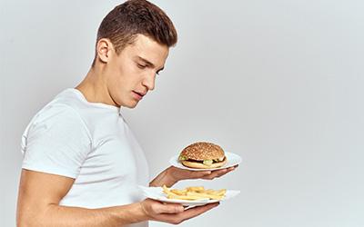 Присутствие навязчивых мыслей о еде - Веримед