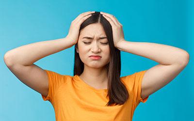 Сильная головная боль - Веримед