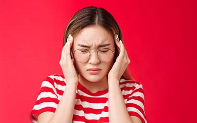 Учащение головных болей и мигреней - Веримед