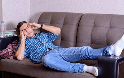 Без дозы человек ощущает усталость - Веримед