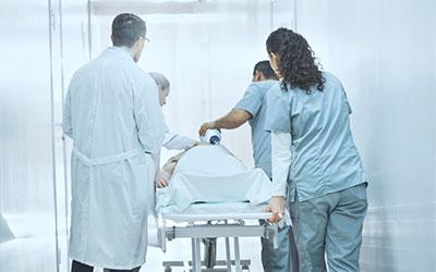 Кома и госпитализация - Веримед