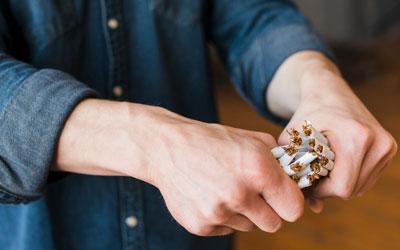 Лучшая защита - отказ от курения - Веримед