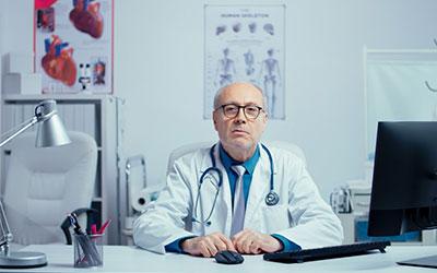 Обратитесь в медицинское учреждение - Веримед