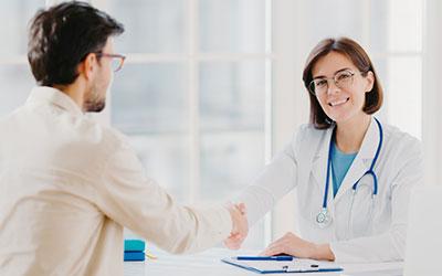 Почему следует выбрать нашу клинику - Веримед