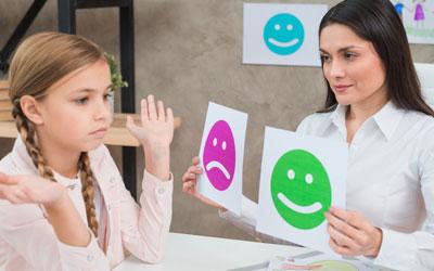 Психологическая поддержка детей - Веримед