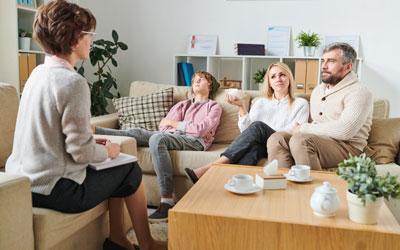 Семейная психотерапия - Веримед