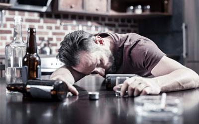 Симптомы белой горячки у мужчин - Веримед