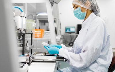 Тестирование в лаборатории - Веримед