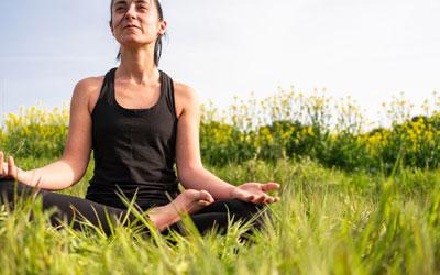 Занятия спортом и медитация - Веримед